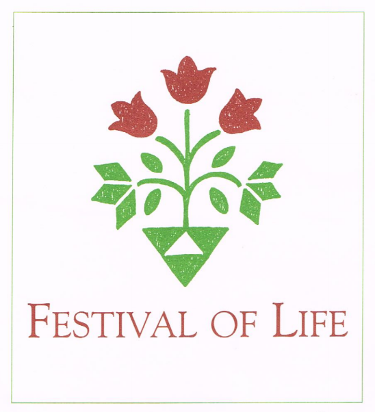 June 2017 Support Group, Festival of Life