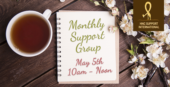 Head and neck cancer patience support group