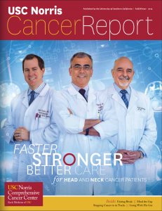 USC Norris Cancer Report (Fall 2014)